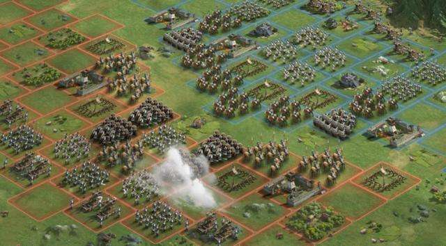 三国志战略版游戏画面