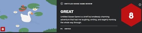 《捣蛋鹅》IGN评价