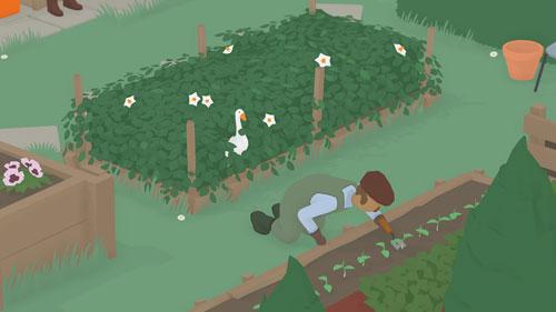 《捣蛋鹅》游戏截图2