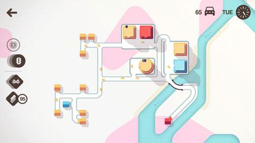 《迷你高速公路》游戏截图1