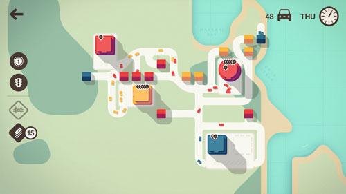 《迷你高速公路》游戏截图3