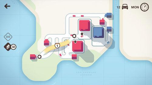 《迷你高速公路》游戏截图2