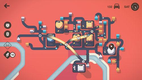 《迷你高速公路》游戏截图6