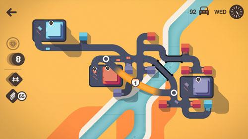 《迷你高速公路》游戏截图5