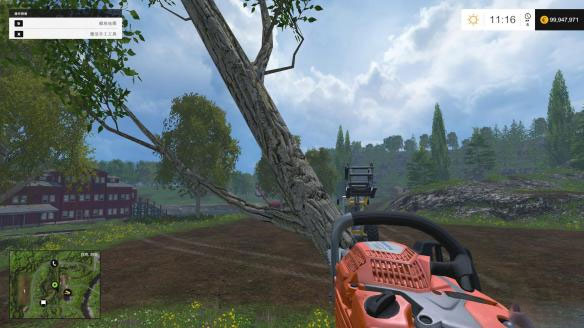 模拟农场15伐木攻略3