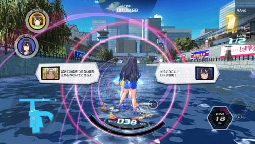 《神田川JET GIRLS》游戏截图7