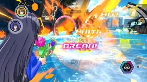 《神田川JET GIRLS》游戏截图8