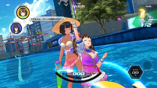 《神田川JET GIRLS》游戏截图11