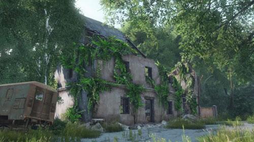 《DayZ》游戏截图2