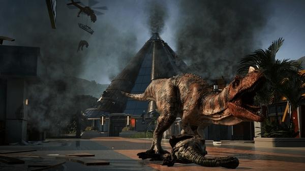 侏罗纪世界进化游戏图片3