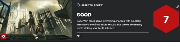 噬血代码IGN评分图片
