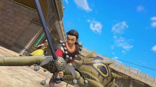 《勇者斗恶龙11S》游戏截图5