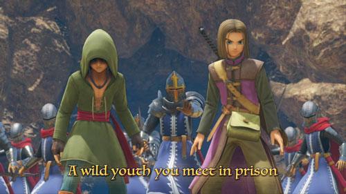《勇者斗恶龙11S》游戏截图3