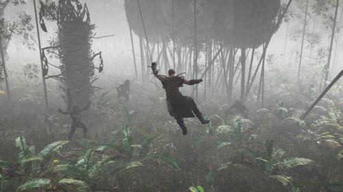 《最后的绿洲》游戏截图2
