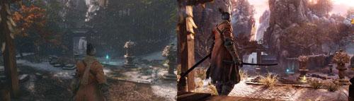 《只狼:影逝二度》新旧截图对比