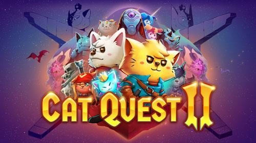 《猫咪斗恶龙2》游戏截图1