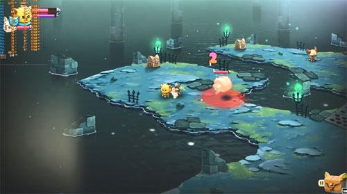 《猫咪斗恶龙2》游戏截图3
