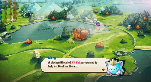 《猫咪斗恶龙2》游戏截图2