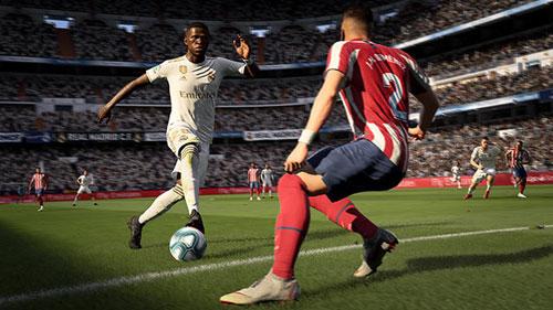 FIFA20游�蚪�D