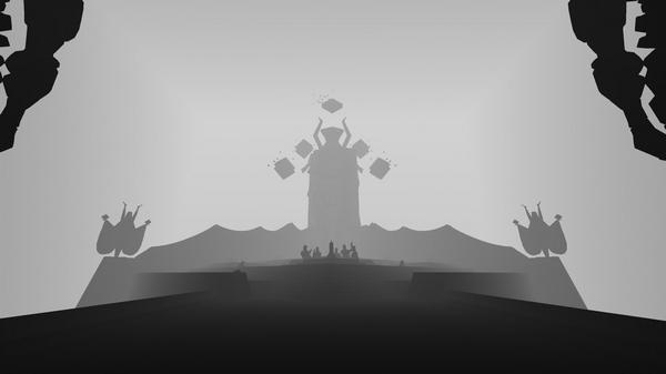 无主之地3黑白图片1