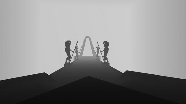 无主之地3黑白图片3