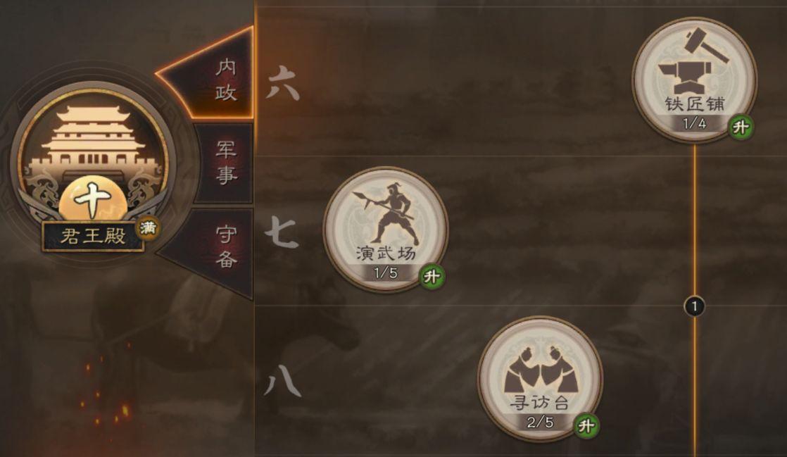 三国志战略版君王殿3