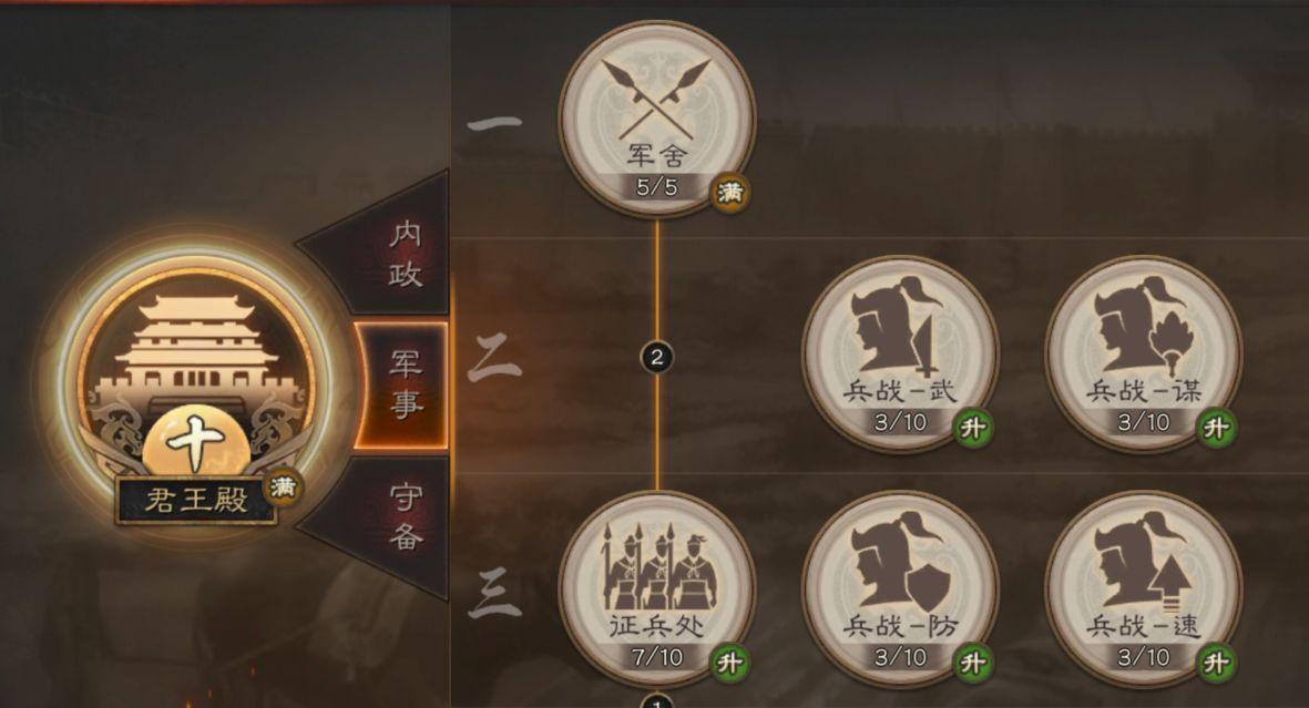 三国志战略版君王殿5