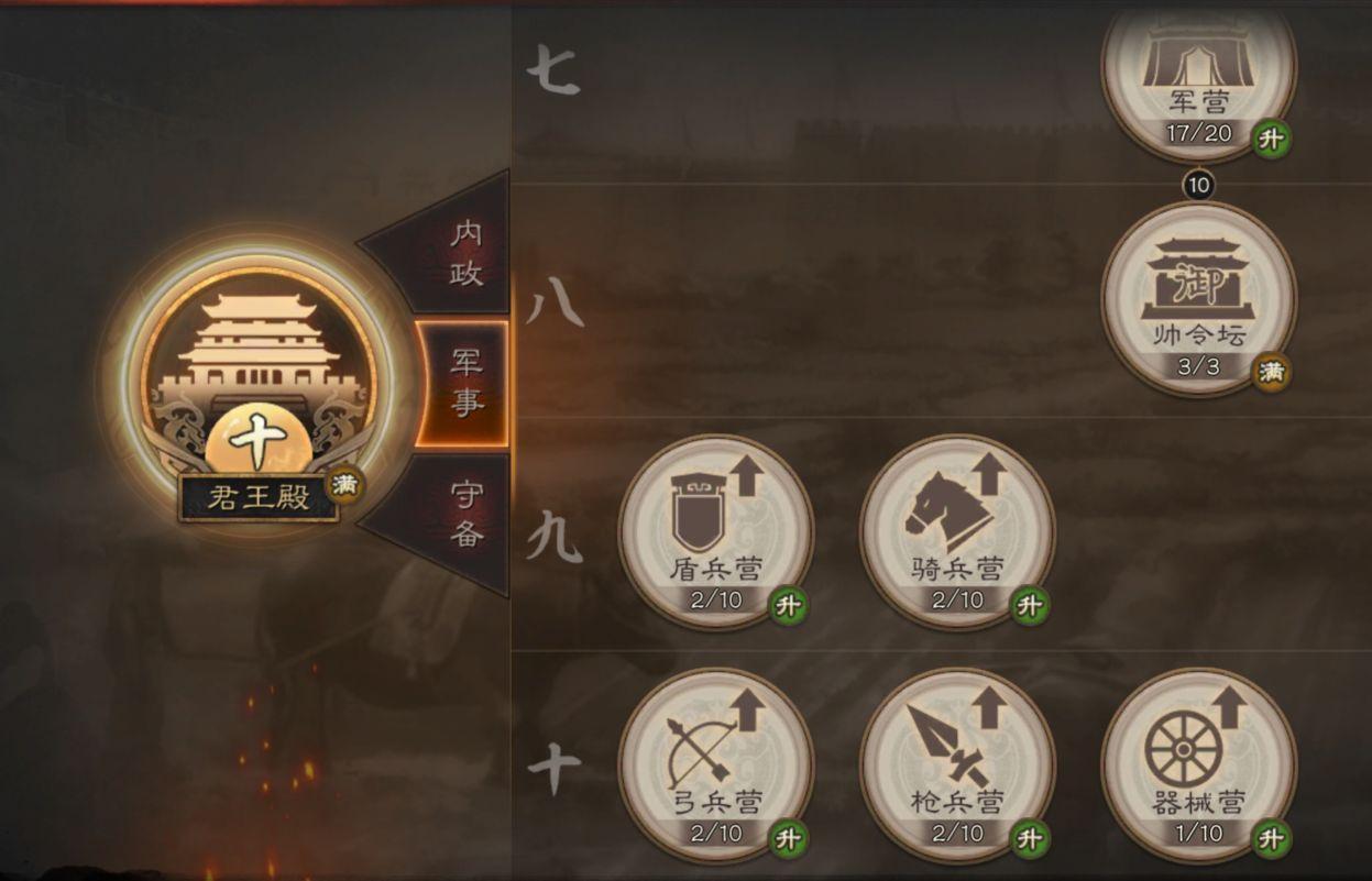 三国志战略版君王殿7