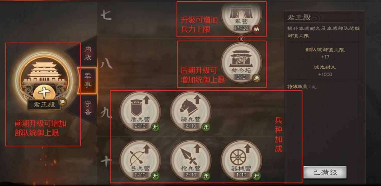 三国志战略版部队配置3