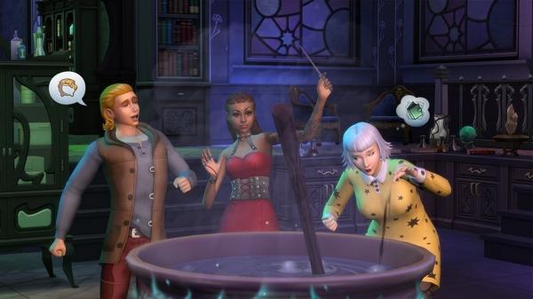 模拟人生4:魔法世界截图0