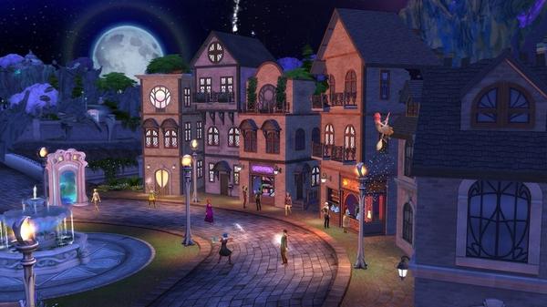 模拟人生4:魔法世界截图2