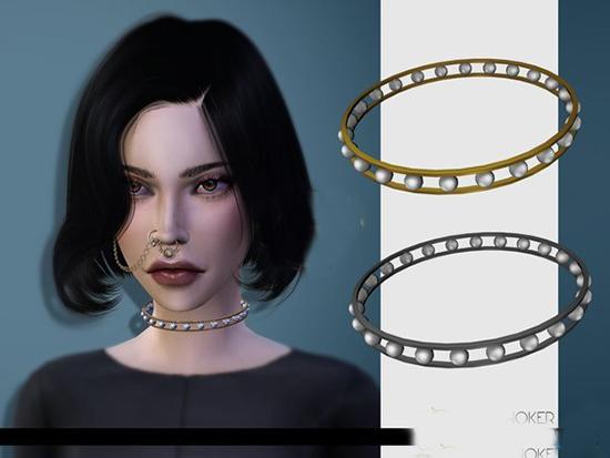 模拟人生4闪亮的珍珠项圈MOD截图0