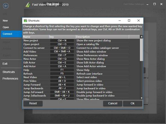 Fast Video Cataloger2019