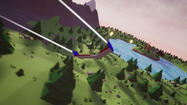 滑翔机旅程截图1