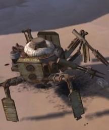 剑士kenshi机器蜘蛛掉落AI核心MOD截图0