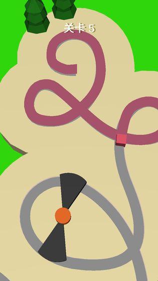 魔力方块转圈圈截图1