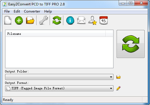 Easy2Convert PCD to TIFF PRO圖