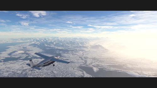 《微软飞行模拟》游戏截图9