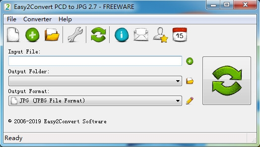 Easy2Convert PCD to JPG軟件圖片1