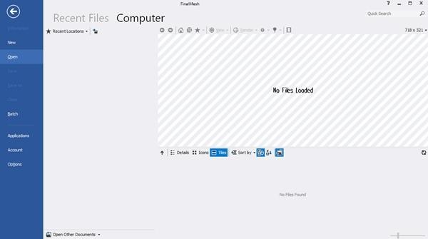 FinalMesh軟件圖片1