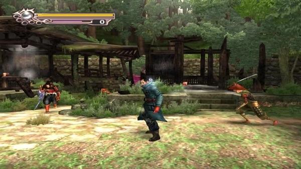 鬼武者3游戏图片2