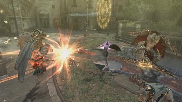 猎天使魔女1游戏图片6