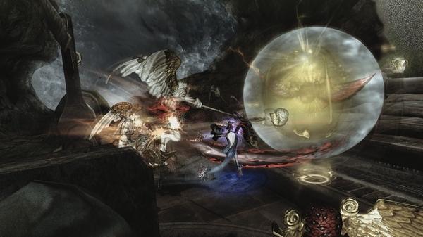 猎天使魔女1游戏图片7