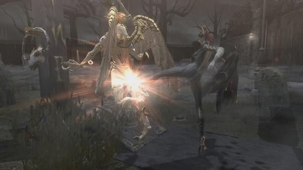 猎天使魔女1游戏图片8