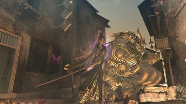 猎天使魔女1游戏图片10