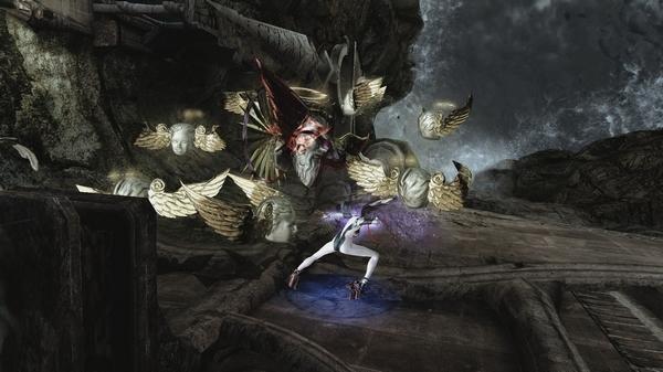 猎天使魔女游戏截图