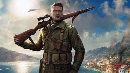 《狙击精英》 游戏截图