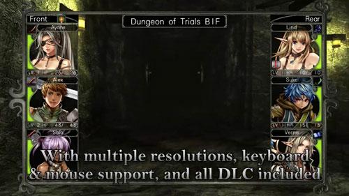 《巫术:被囚之魂的迷宫》游戏截图