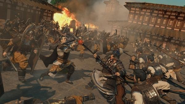 全面战争三国受命于天游戏图片2