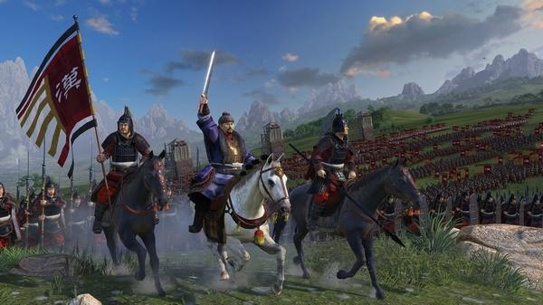 全面战争三国受命于天游戏图片4